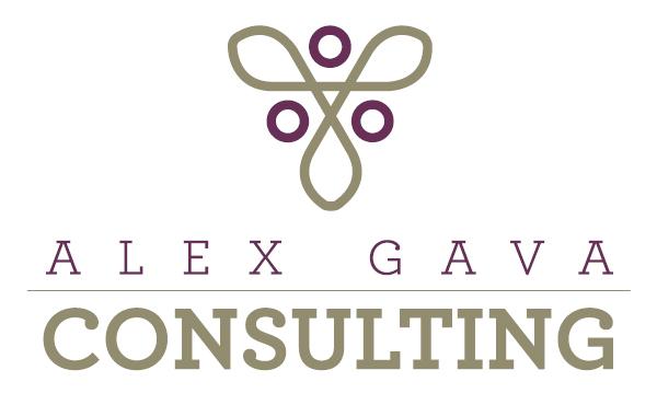 Alex Gava Consulting - logo design