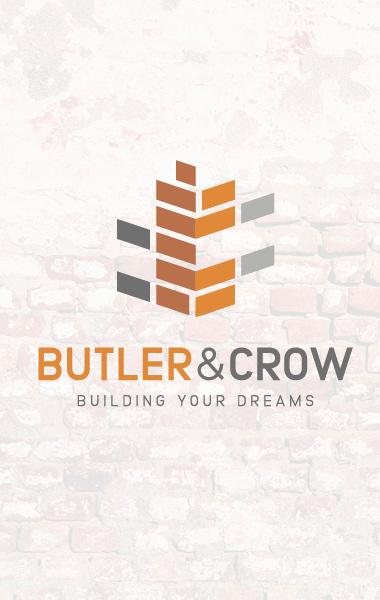 Butler & Crow - logo design