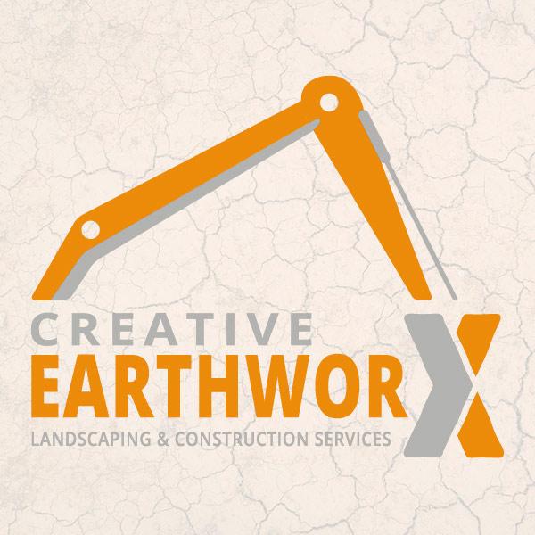 Creative Earthworx - logo design