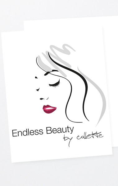 Endless Beauty By Collette - logo design