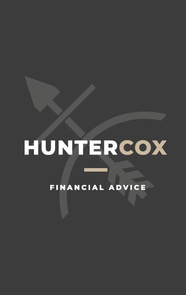 Hunter Cox - logo design