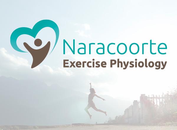 Naracoorte Exercise Physiology - logo design