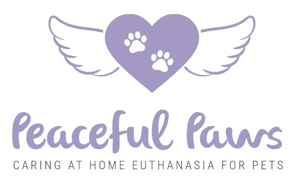 Peaceful Paws - logo design