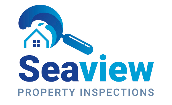 Seaview Property Inspections - logo design