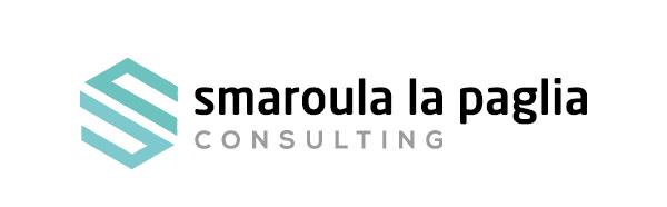 Smaroula La Paglia Consulting - logo design