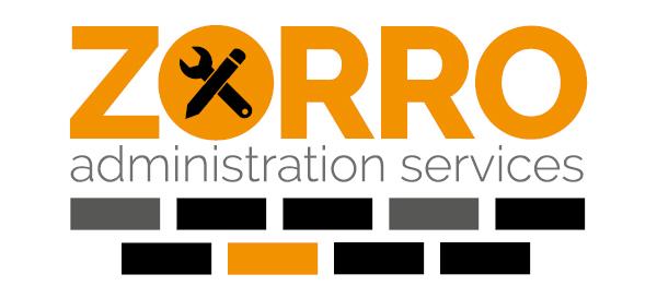 Zorro Administration Services - logo design