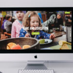 Hallett Cove Child Care Centre - website design