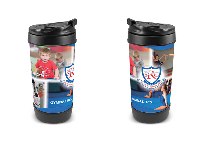 Custom design Coffee mugs for Seacliff Recreation Centre