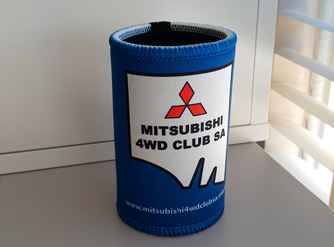 Stubby holder for Mitsubishi 4wd club SA