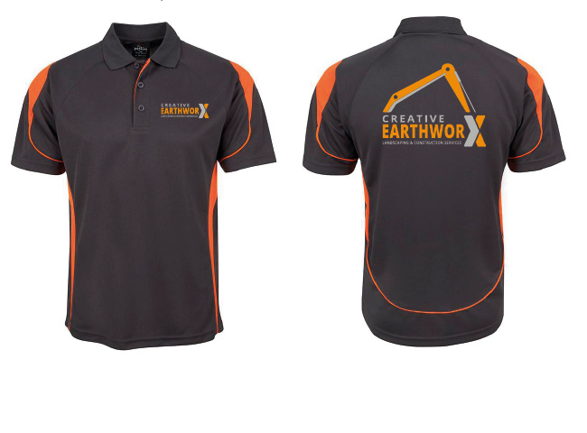 Polo Shirt for Creative Earthworx