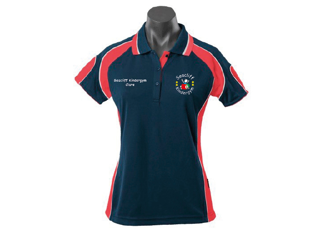 Polo Shirts for Seacliff KinderGym