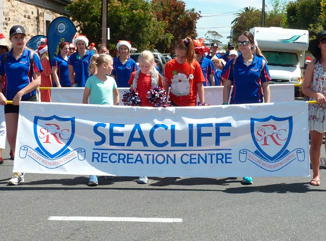 Vinyl Banner for Seacliff Recreation Centre