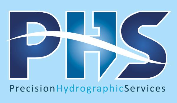 Precision Hydrographic Services - logo design