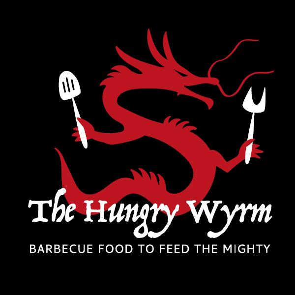 The Hungry Wyrm - logo design